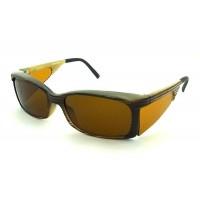エッシェンバッハ ウェルネス・プロテクト 遮光眼鏡 ブラウン小・No1663-185 メーカ直送品  代引き不可/同梱不可
