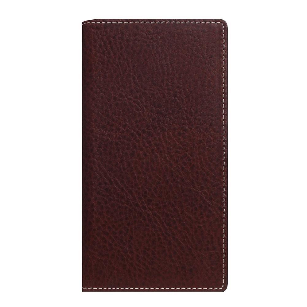 SLG Design(エスエルジーデザイン) iPhone 11 Minerva Box Leather Case ブラウン SD17908i61R メーカ直送品  代引き不可/同梱不可