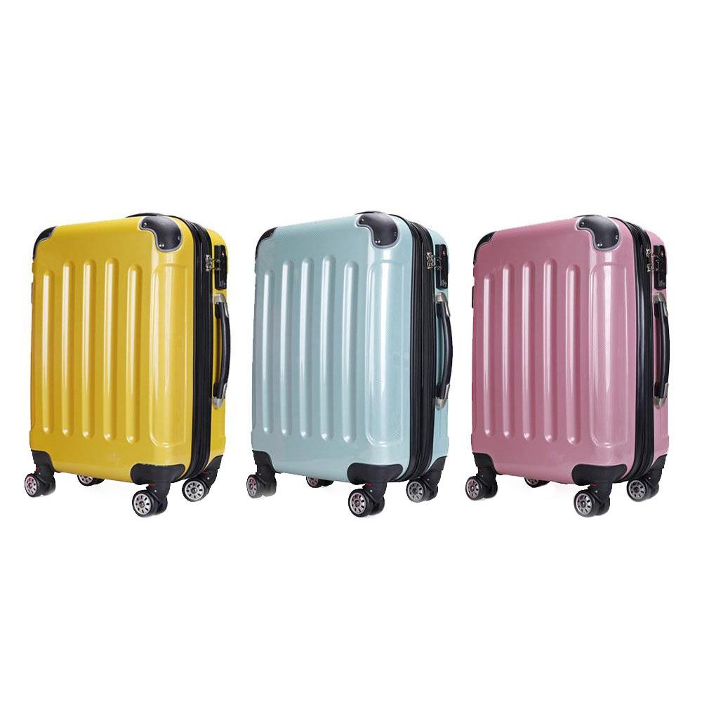 157センチ以内 スーツケース ダブルファスナー8輪ケース M6021 L-大型 代引き不可/同梱不可