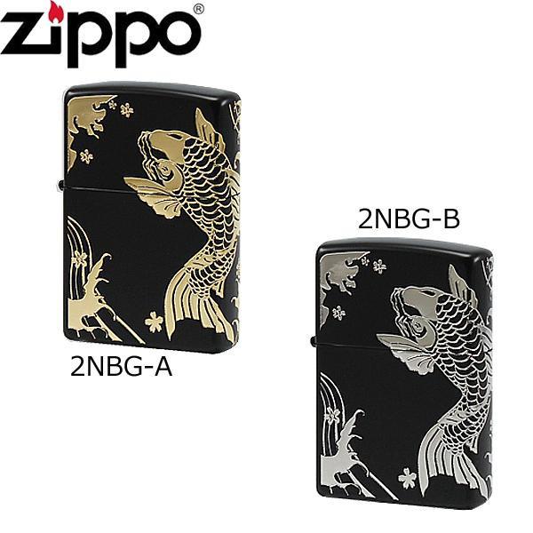 ZIPPO(ジッポー) ライター 和柄 鯉 メーカ直送品  代引き不可/同梱不可