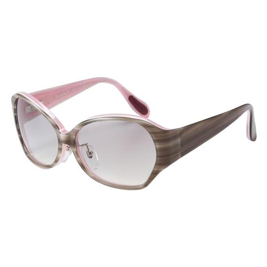 多機能サングラス eyebrellaアイブレラ Veil(ヴェール) ピンクグレージュ 代引き不可/同梱不可