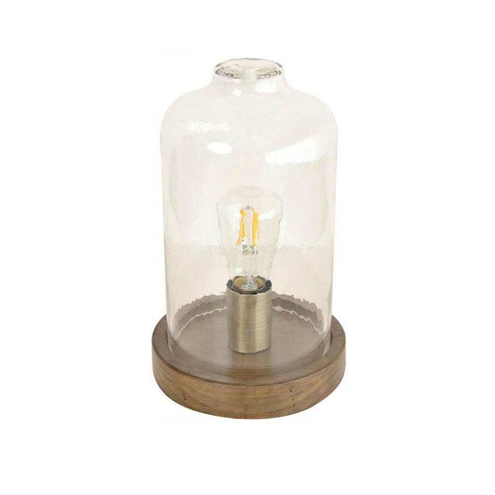 ELUX(エルックス) Lu Cerca(ルチェルカ) TANT タント テーブルライト LEDレトロエジソン球付き LC10914 代引き不可/同梱不可