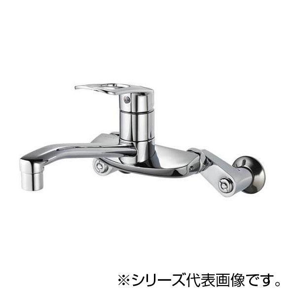 SANEI シングル混合栓 K2710E-3U-13 メーカ直送品  代引き不可/同梱不可