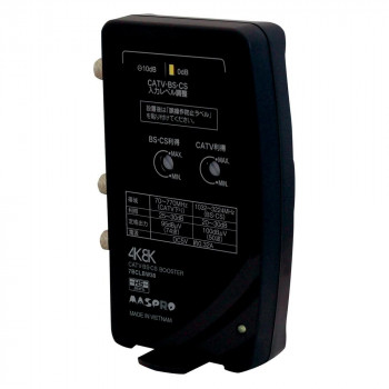 マスプロ電工 CATV・BS・CSブースター 7BCLBW30-B メーカ直送品  代引き不可/同梱不可