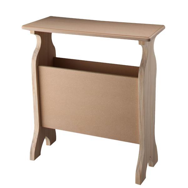 マガジンラック サイドテーブル 425-00500 SK-00500 メーカ直送品  代引き不可/同梱不可