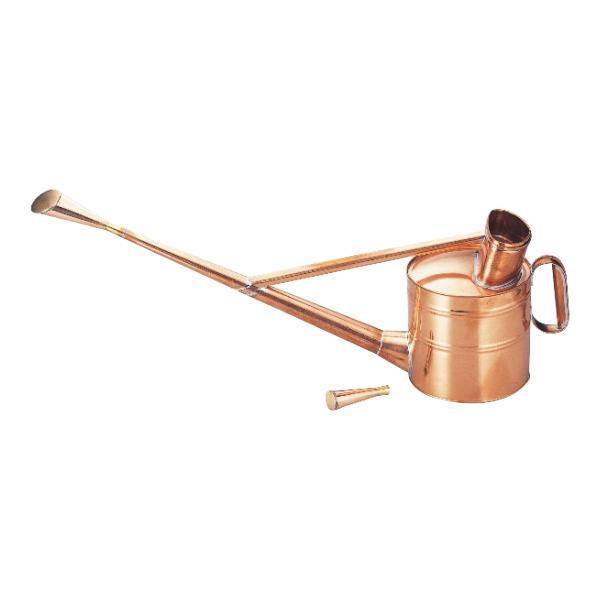 銅製英国式ジョーロ 6号 1855 メーカ直送品  代引き不可/同梱不可