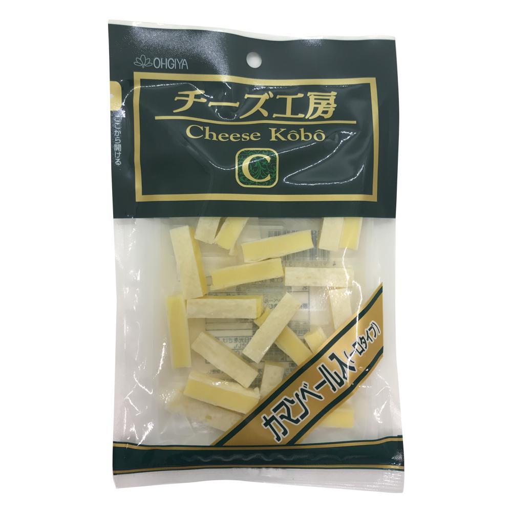 扇屋食品 チーズ工房カマンベール入り(65g)×60袋 メーカ直送品  代引き不可/同梱不可