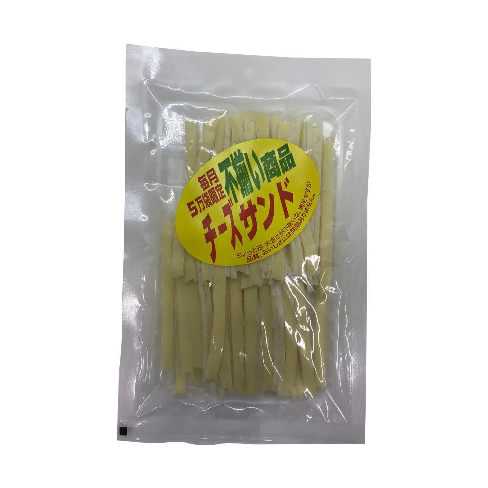 扇屋食品 不揃い商品チーズサンド(110g)×60袋 メーカ直送品  代引き不可/同梱不可
