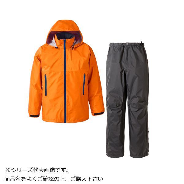 耐水耐久性と透湿性、防風性も併せ持ったレインスーツです。 GORE・TEX ゴアテックス レインスーツ メンズ オレンジ XL SR136M メーカ直送品  代引き不可/同梱不可