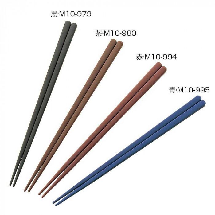 マイン(MIN) SPS箸 四角 22.5cm 100膳入 メーカ直送品  代引き不可/同梱不可