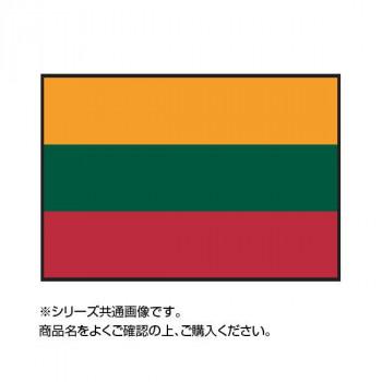 世界の国旗 万国旗 リトアニア 120×180cm メーカ直送品  代引き不可/同梱不可