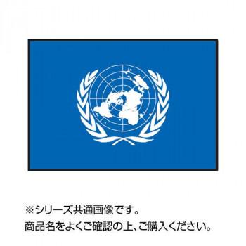 世界の国旗 万国旗 国連 140×210cm メーカ直送品  代引き不可/同梱不可