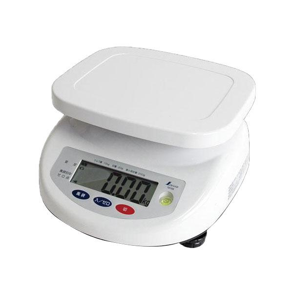 70193 シンワ デジタル上皿はかり 15kg 取引証明用 メーカ直送品  代引き不可/同梱不可