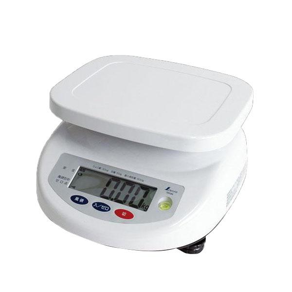 70194 シンワ デジタル上皿はかり 30kg 取引証明用 メーカ直送品  代引き不可/同梱不可
