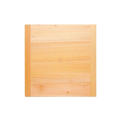 木製角せいろ用スリ蓋(穴無し) 45cm用 014003-045 メーカ直送品  代引き不可/同梱不可
