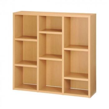 オフィス・施設向け家具 フリーシェルフ FS1125M メーカ直送品  代引き不可/同梱不可
