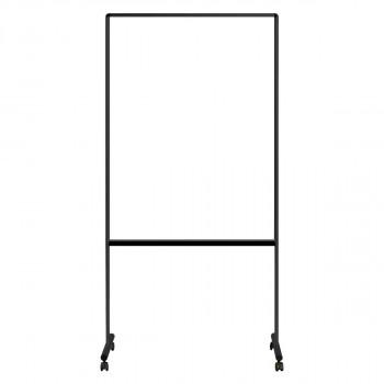 馬印 透明ボード(片面)カラー枠 ブラック W939×D557×H1850 UDTP34N-K メーカ直送品  代引き不可/同梱不可