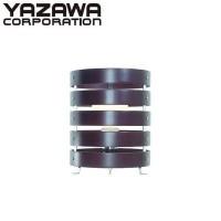 YAZAWA(ヤザワコーポレーション) 木製 フロアスタンドライト 電球形蛍光灯60W 1灯 茶 Y07SDE60X01DW 代引き不可/同梱不可
