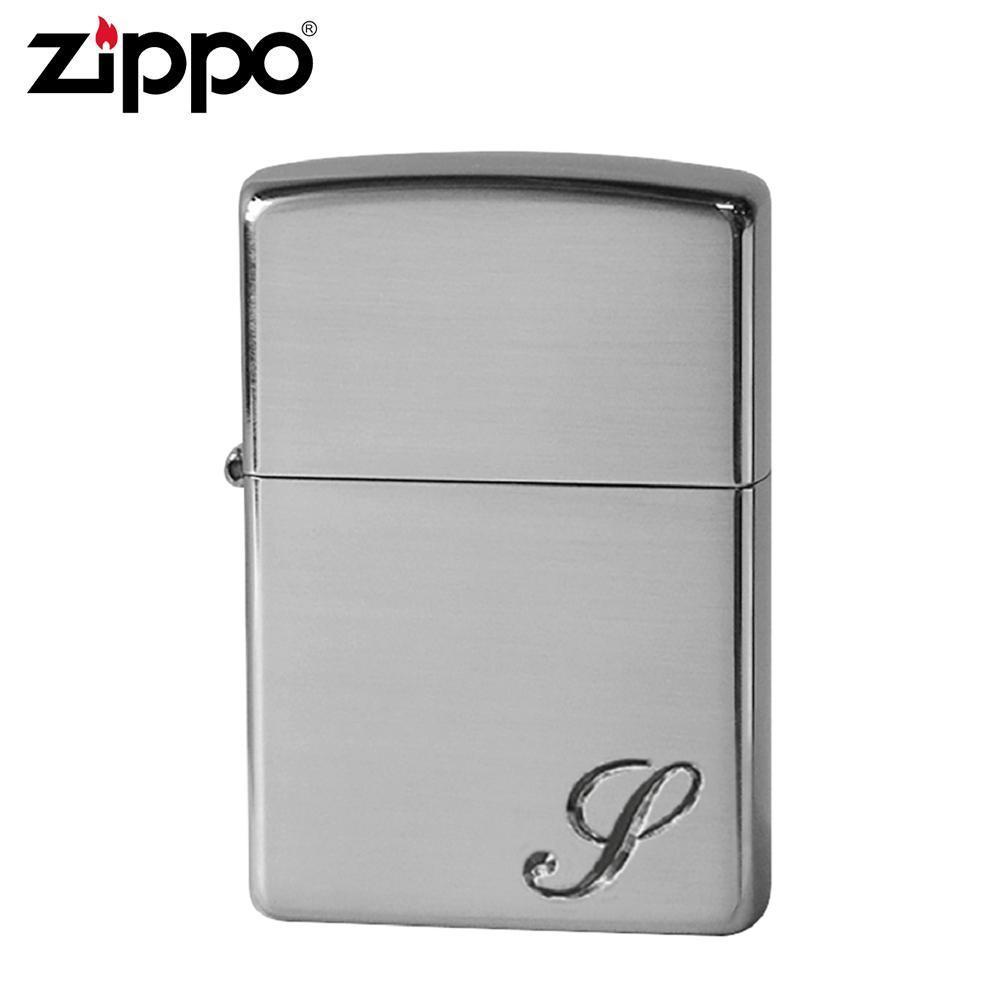 ZIPPO(ジッポー) オイルライター INI-S メーカ直送品  代引き不可/同梱不可