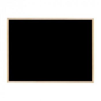 馬印 木枠ボード ブラックボード 1200×900mm WOEB34 メーカ直送品  代引き不可/同梱不可