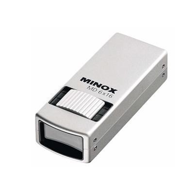 MINOX ミノックス 単眼鏡 ポケットモノキュラーMD MD6×16 メーカ直送品  代引き不可/同梱不可