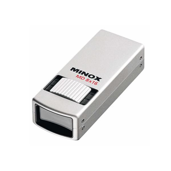 MINOX ミノックス 単眼鏡 ポケットモノキュラーMD MD8×16 メーカ直送品  代引き不可/同梱不可