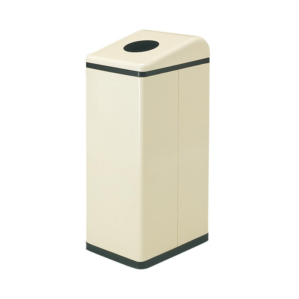 ぶんぶく リサイクルトラッシュ Bライン ビン・カン用 OSL-30 アイボリー 代引き不可/同梱不可