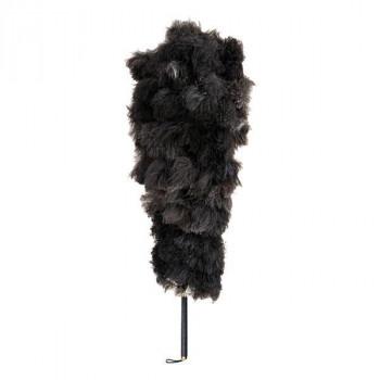 石塚羽毛 日本製 オーストリッチ毛ばたき 1150mm D250 メーカ直送品  代引き不可/同梱不可