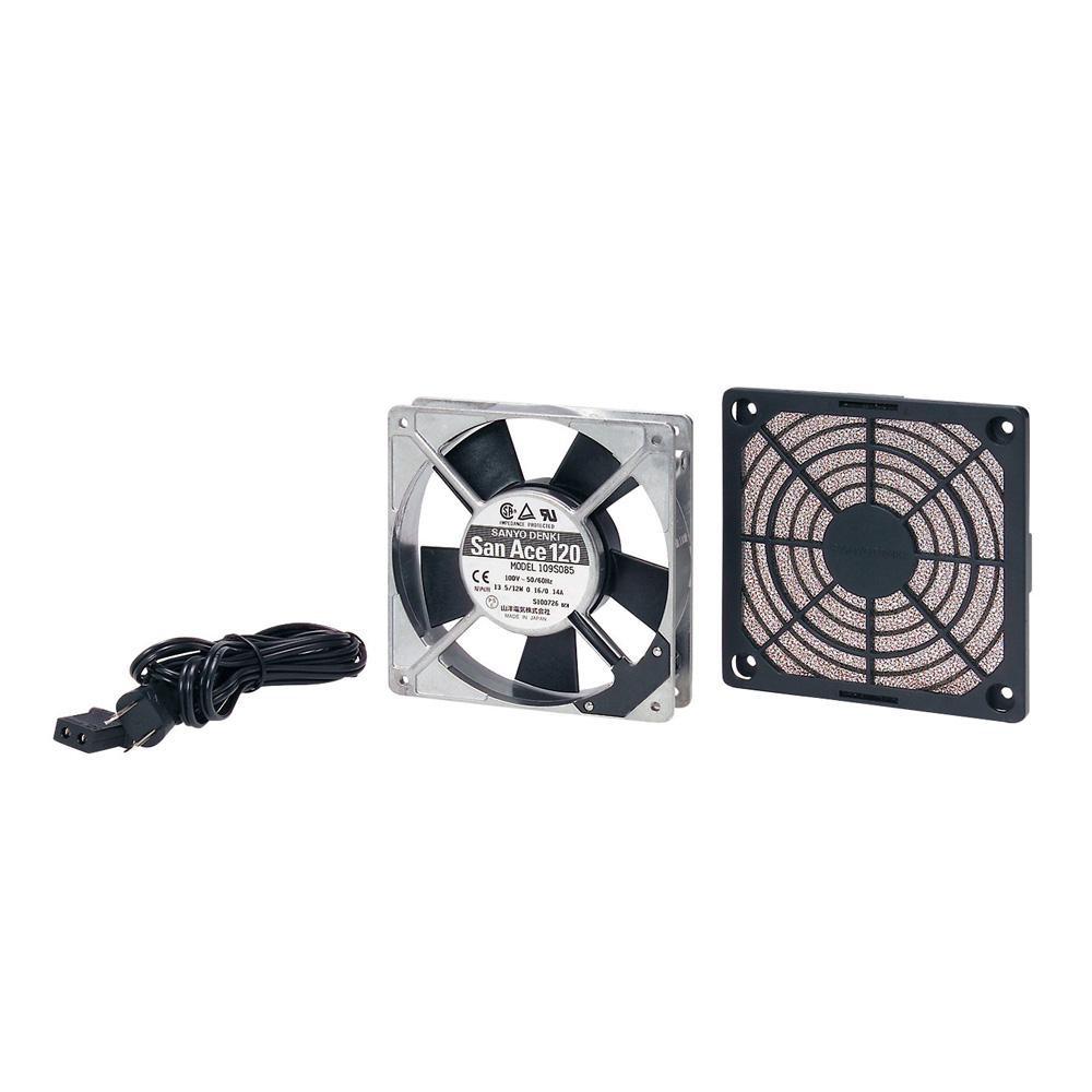 サンワサプライ 放熱ファン低速(静音)タイプ CP-SFANS-T メーカ直送品  代引き不可/同梱不可