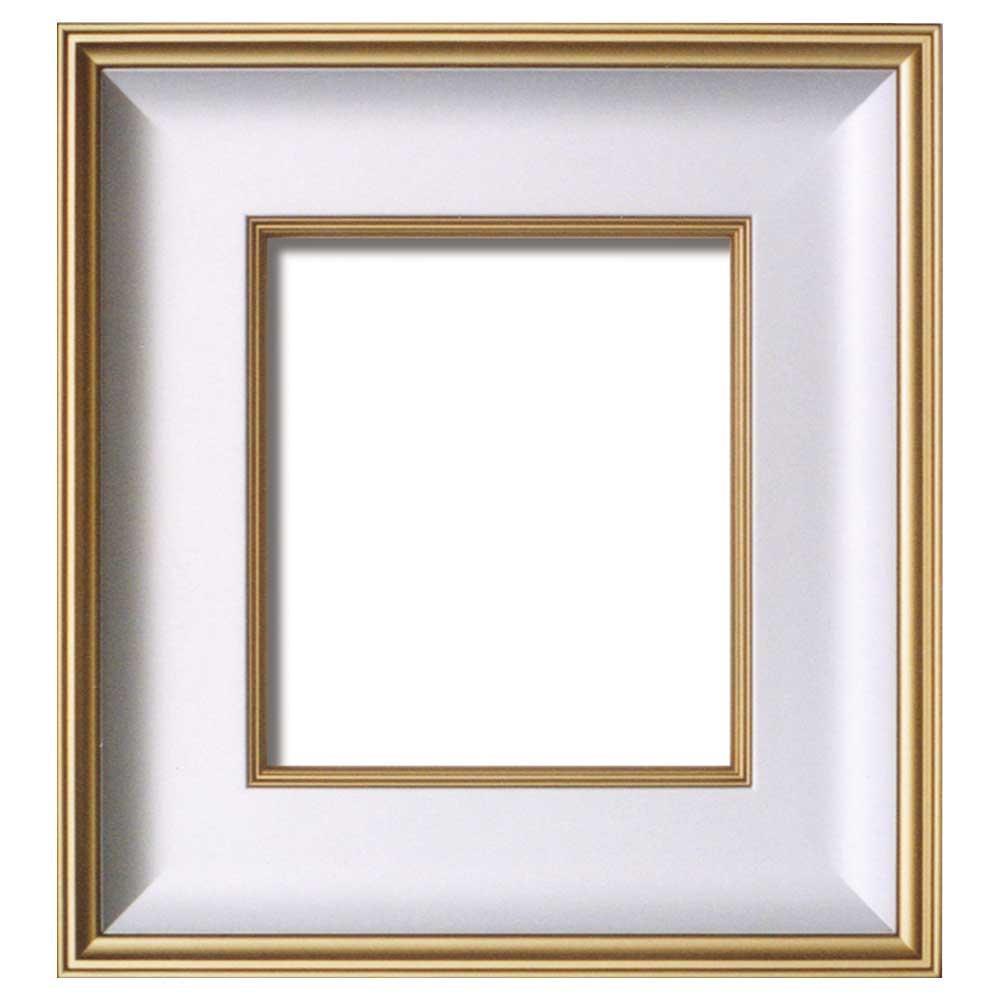 金泥和額 色紙額 ガラス 6230 メーカ直送品  代引き不可/同梱不可
