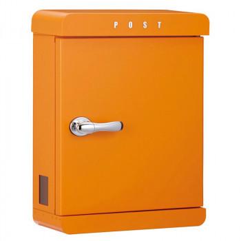 美濃クラフト かもんポスト Past パスト ゴールドオレンジ PST-GO メーカ直送品  代引き不可/同梱不可