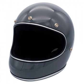 ダムトラックス(DAMMTRAX) アキラ ヘルメット GLOSSGRAY メーカ直送品  代引き不可/同梱不可