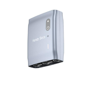 洗濯物を乾かすモバイル乾燥機 モバイル乾燥機 お洒落 New HandySeco ハンデイセコ 往復送料無料 HS20011 メーカ直送品 代引き不可 同梱不可