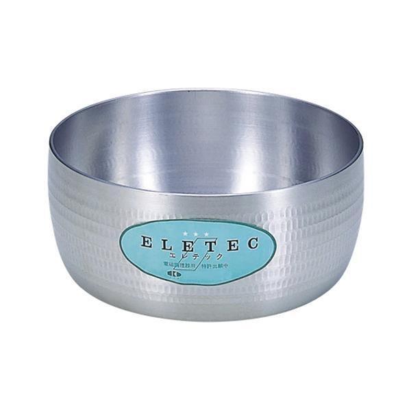 エコクリーン アルミエレテックやっとこ鍋 21cm 004612-021 メーカ直送品  代引き不可/同梱不可