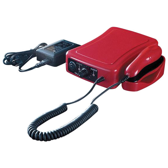 アスパル 超音波溶着器(超音波ホッチキス) キュッパ(QUPPA) QP-01 メーカ直送品  代引き不可/同梱不可