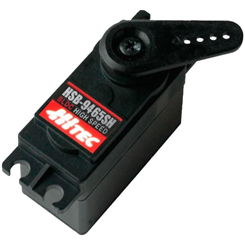ハイテックサーボ HV ブラシレス ウルトラスピード デジタルサーボ HSB-9465SH(13.5kg/0.07s) 39465 代引き不可/同梱不可