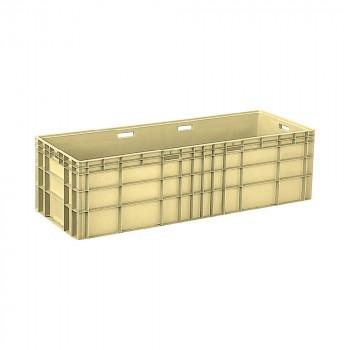 サンボックス TP4124L クリーム 代引き不可/同梱不可 サンコー 221100-00CL202 メーカ直送品  三甲