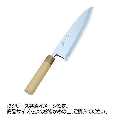 白三鋼が使用されている出刃包丁。 東一誠出刃包丁 105mm 001043-001 メーカ直送品  代引き不可/同梱不可