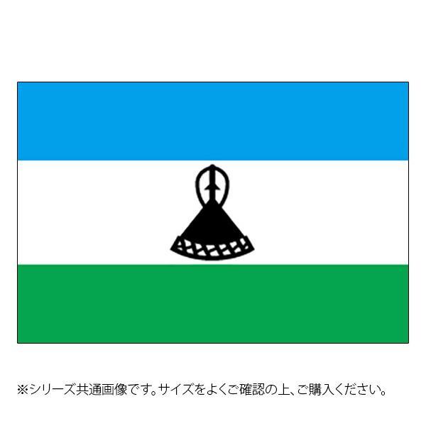 N国旗 レソト No.2 W1350×H900mm 23584 メーカ直送品  代引き不可/同梱不可