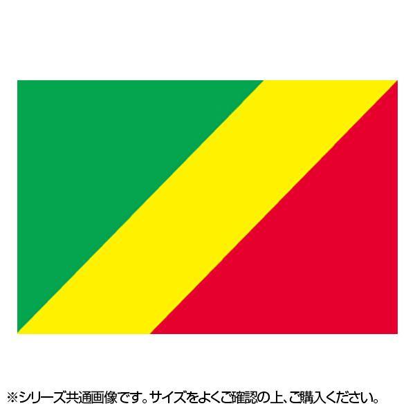 N国旗 コンゴ No.2 W1350×H900mm 23048 メーカ直送品  代引き不可/同梱不可