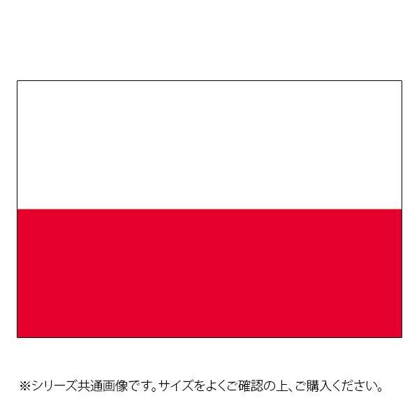 N国旗 ポーランド No.2 W1350×H900mm 23456 メーカ直送品  代引き不可/同梱不可