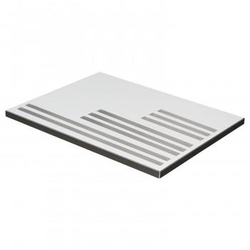 製図板 マグネット A0判 1-802-2003 メーカ直送品  代引き不可/同梱不可