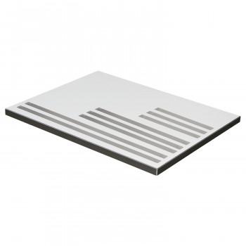製図板 マグネット A1判 1-802-2001 メーカ直送品  代引き不可/同梱不可