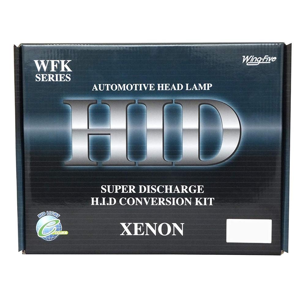 HID コンバージョンキット H4H 4500K WFK-4H4H メーカ直送品  代引き不可/同梱不可
