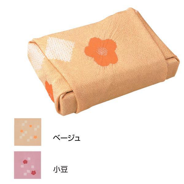 宮井 ふろしき 絹68cm幅 市松絞り メーカ直送品  代引き不可/同梱不可