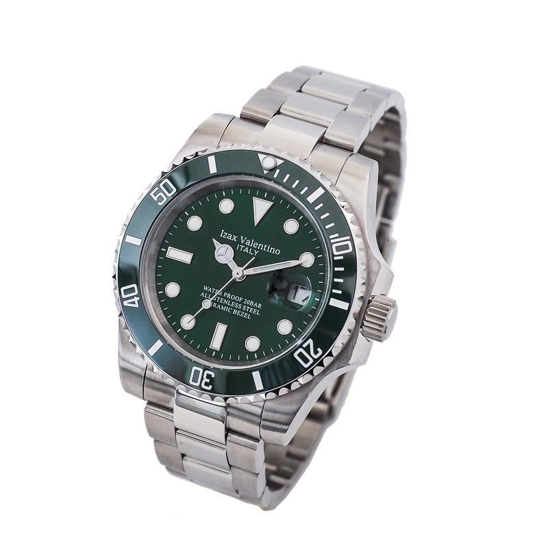 アイザックバレンチノ Izax Valentino 腕時計 IVG-9000-3 メーカ直送品  代引き不可/同梱不可