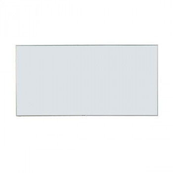 馬印 Nシリーズ(エコノミータイプ)壁掛 無地ホワイトボード W1800×H900 NV36 メーカ直送品  代引き不可/同梱不可