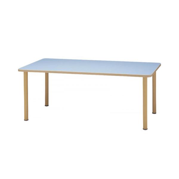 サンケイ 長方形テーブル(H700~750mm) TCA890-ZW メーカ直送品  代引き不可/同梱不可