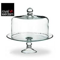 royal leerdamロイヤル・レアダム Platter and Dome ケーキドーム LB08 代引き不可/同梱不可