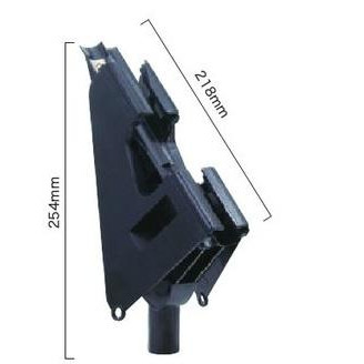 デンサン ランプチェンジャー用キャッチヘッド DLC-CH-TW メーカ直送品  代引き不可/同梱不可